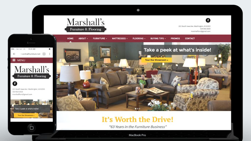 Marshalls Furniture and Flooring