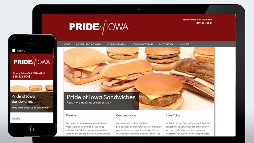 Pride of Iowa