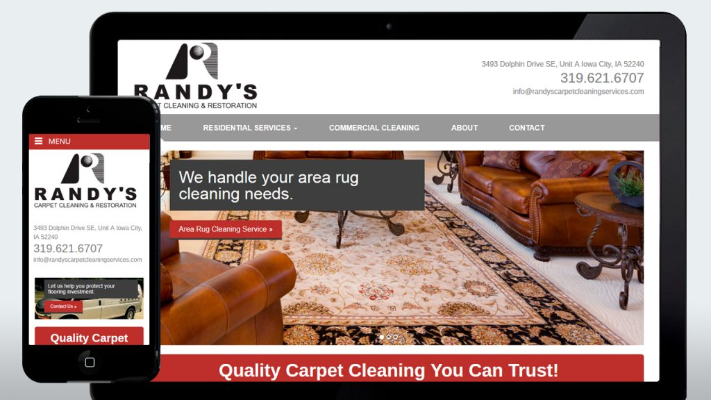 Randy's Carpet Cleaning Services