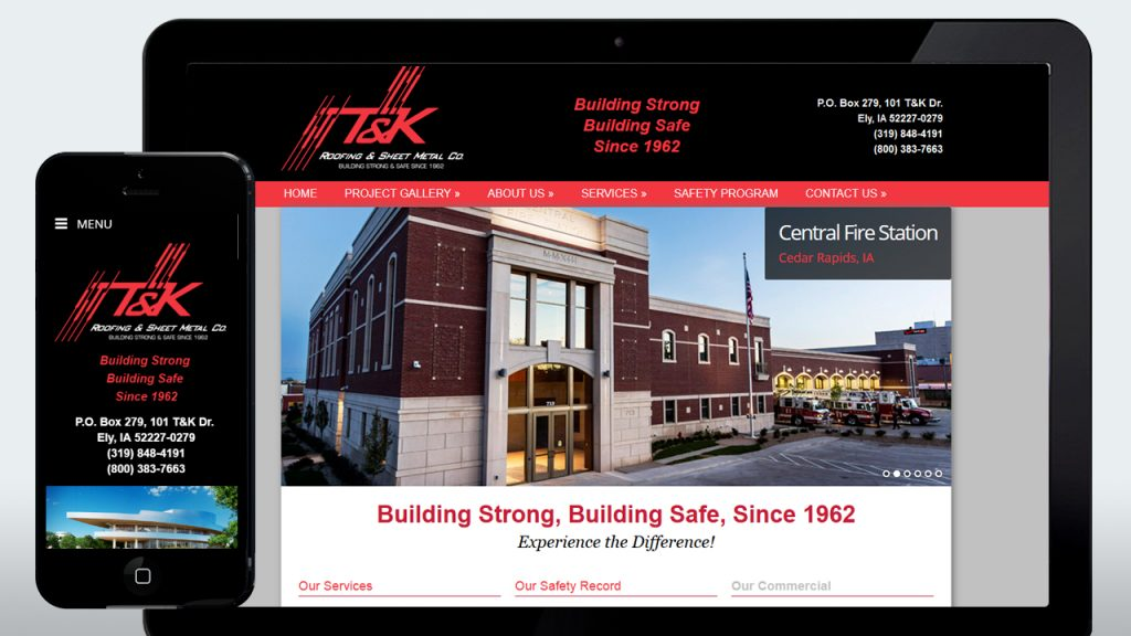 T&K Roofing